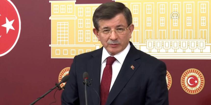 Ahmet Davutoğlu'nun ittifak yapacağı partiyi açıkladı