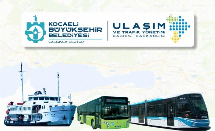 Kocaeli Büyükşehir 200 milyon yolcu taşıdı