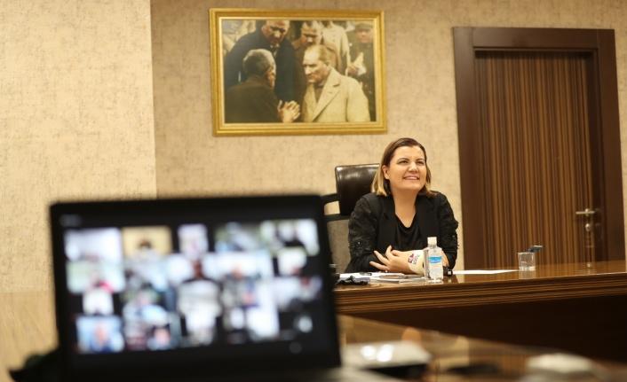 Başkan Hürriyet, teleferik projesiyle ilgili meclis üyelerini bilgilendirdi