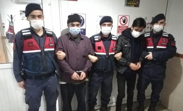 Balıkesir'de akaryakıt istasyonu çalışanını yaralayan şüpheliler yakalandı