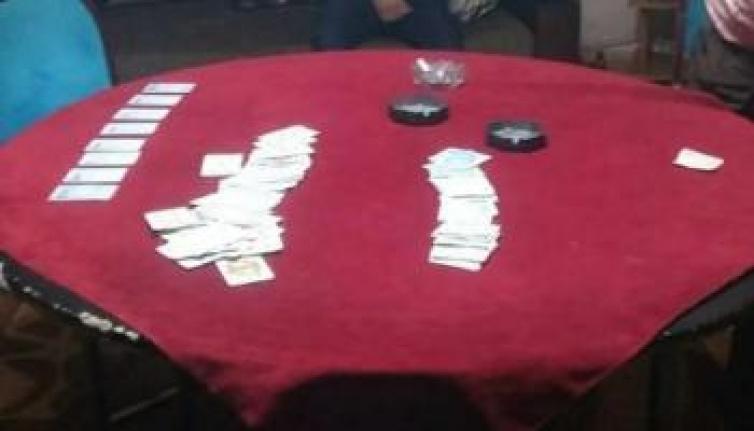 Gebze'de iskambil oynayan 21 kişiye para cezası