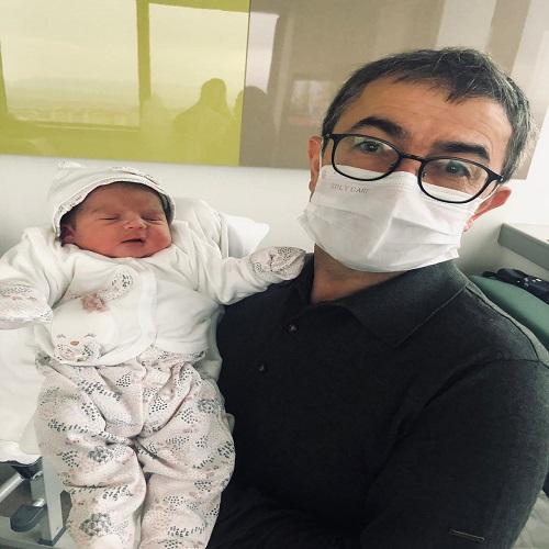 Gebze'de Yılın İlk Bebeği