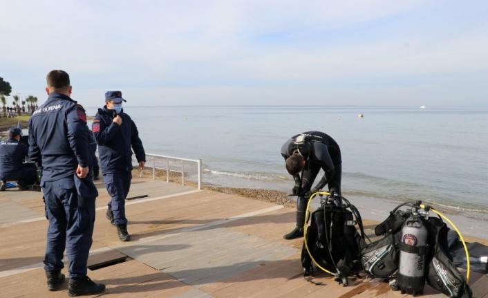 Sandalla açıldığı denizde kaybolan kişi aranıyor