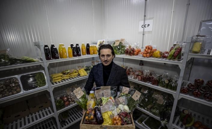 """Hijyen endişesi tüketiciyi """"yıkanıp paketlenmiş"""" meyve-sebzeye yönlendirdi"""