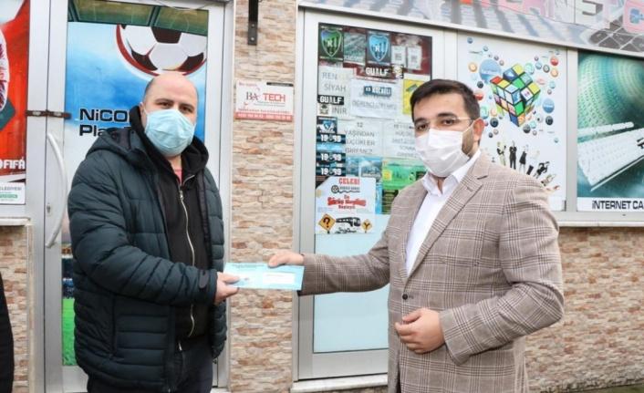 Kocaeli Büyükşehir Belediyesinden salgından etkilenenlere