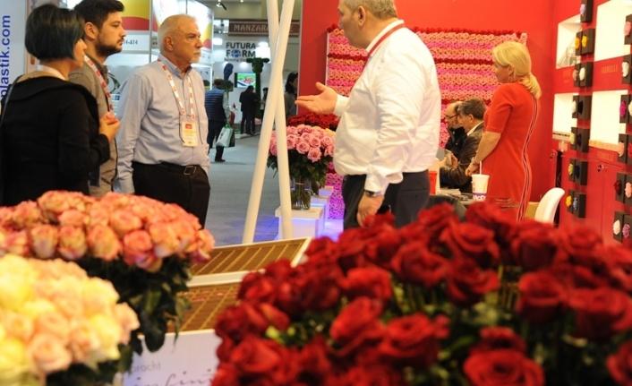 Kocaelili süs bitkileri ve peyzaj firmaları, satış hedeflerine fuarla ulaşacak