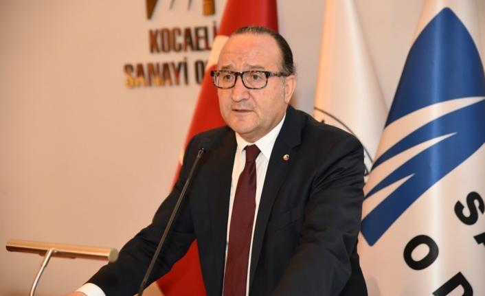 KSO Başkanı Zeytinoğlu kasım ayı sanayi üretimini değerlendirdi