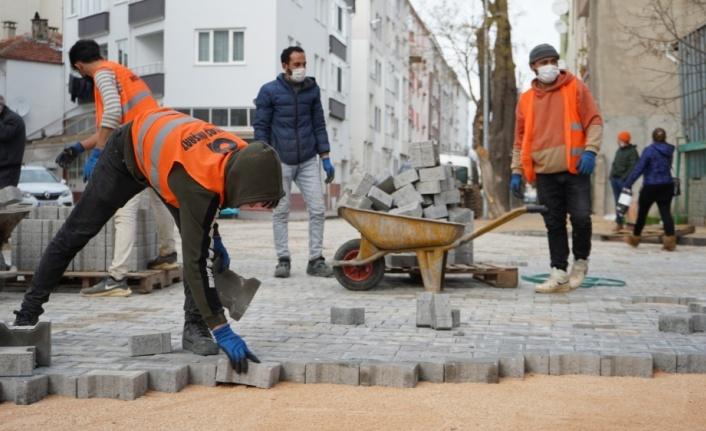 Lüleburgaz Belediye Başkanı Gerenli çalışmaları inceledi