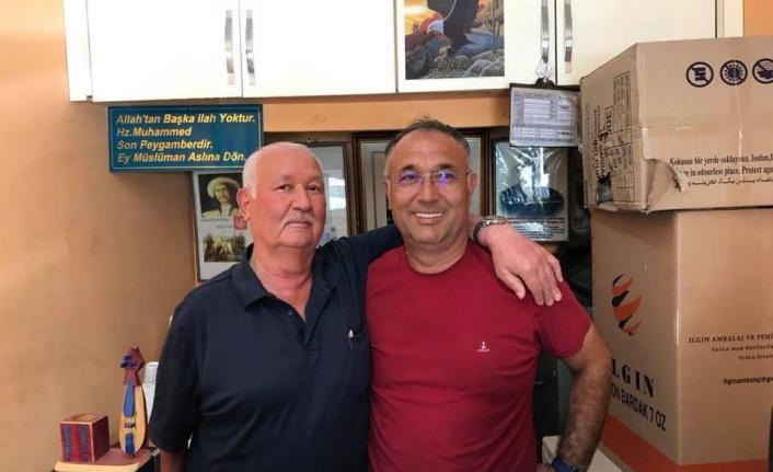 Ömer Emiroğlu'nun,  babası Ameliyat Oluyor
