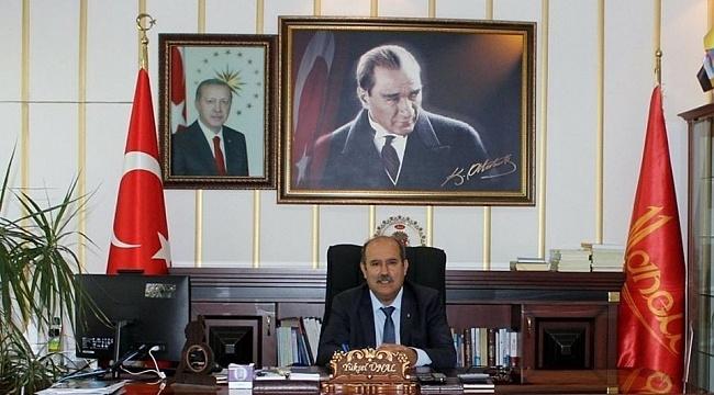 Osmaneli Kaymakamı Ünal'dan telefonla dolandırıcılık uyarısı