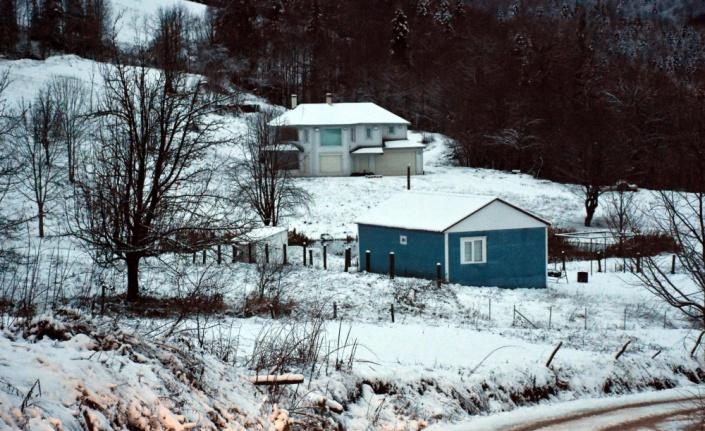 Sakarya, Düzce ve Karabük'te yüksek kesimlere kar yağdı
