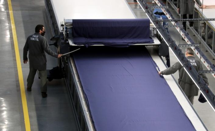 Sakarya'da üretilen hazır giyim eşyası 150'ye yakın ülkeye gönderiliyor