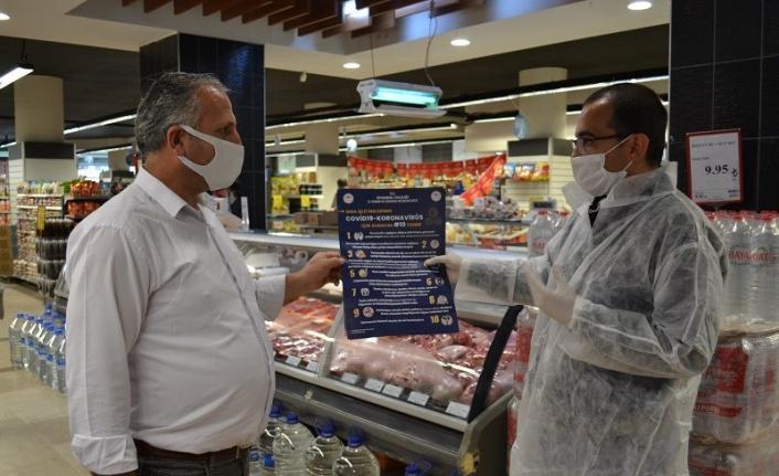 75 İşletmeye 557 bin lira para cezası kesildi