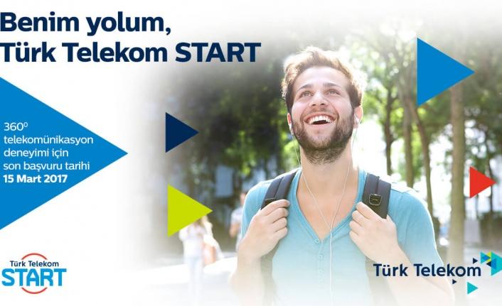 """""""Türk Telekom Start""""ın 2021 başvuruları başladı"""