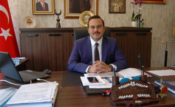 Gölpazarı Kaymakamı Efecan Şahin, iletişim yoluyla dolandırıcılık konusunda vatandaşları uyardı
