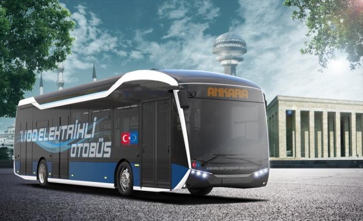 Bozankaya, AB projesi için elektrikli otobüs üretecek