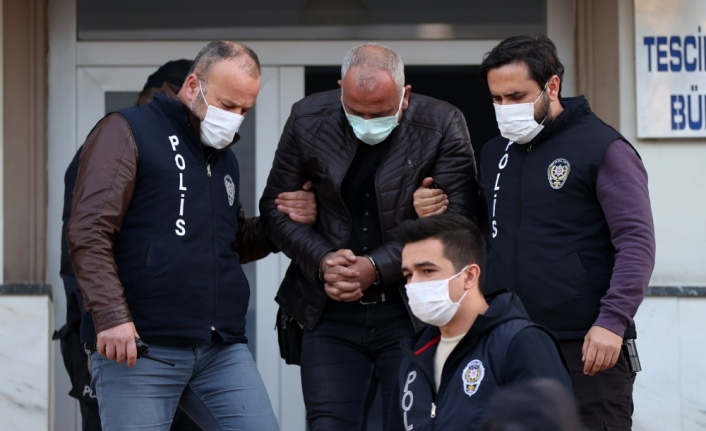 Bursa'daki zincirleme trafik kazasına yol açan tırın sürücüsü adliyeye sevk edildi