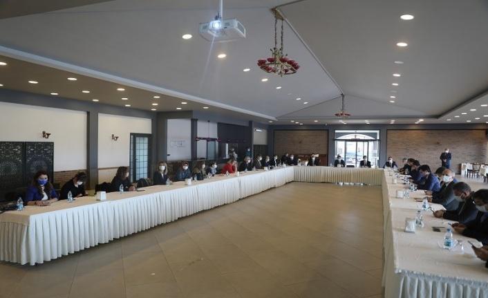 Çanakkale Pandemi Kurulu, Vali İlhami Aktaş başkanlığında toplandı