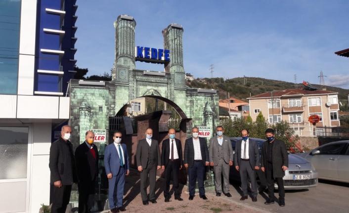 Darıca Erzurumlular Derneği'ne modern kompleks