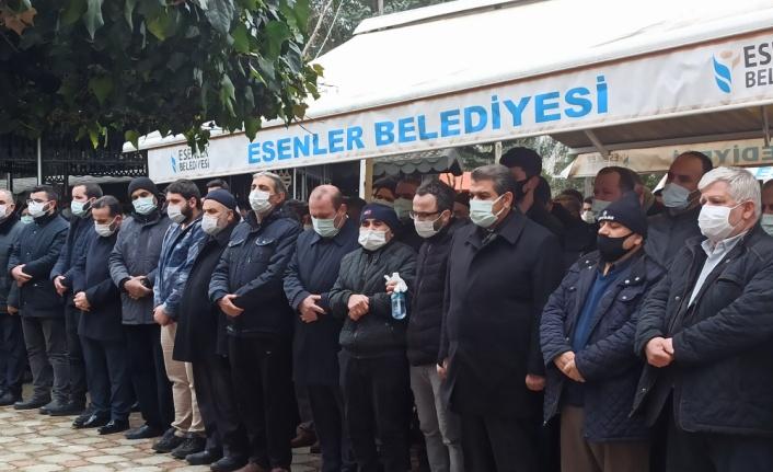 Gebze'de öldürülen avukat Ersin Arslan son yolculuğuna uğurlandı