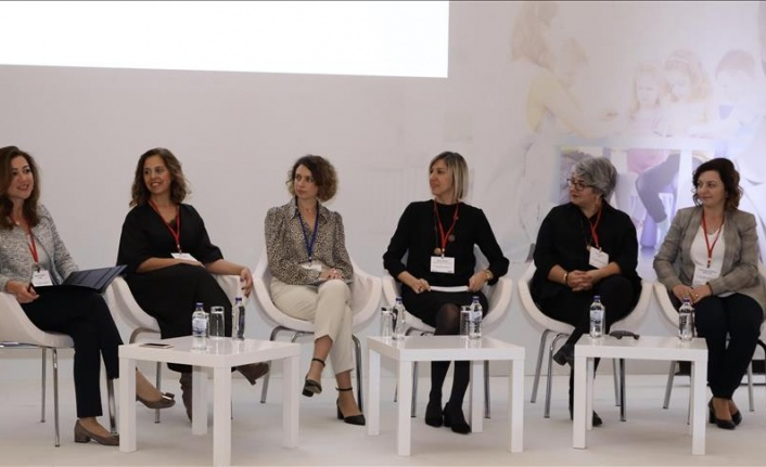 """""""Kadın İstihdamı"""" temalı konferans"""
