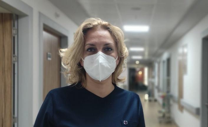 Kornea nakli bekleyen hasta, Bursa'da kısa sürede sağlığına kavuştu