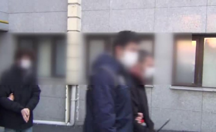 Polis aracına ateş eden şüpheli tutuklandı