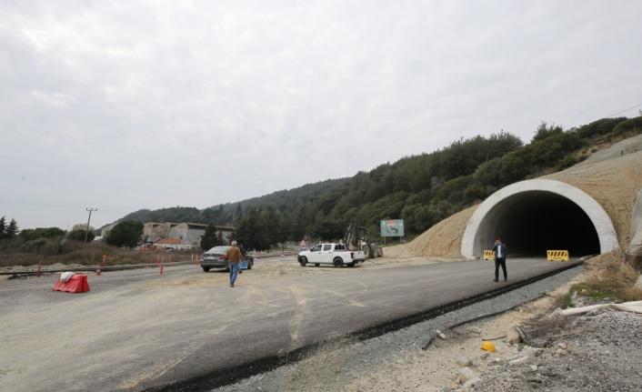 Tarihi yarımada ve 1915 Çanakkale Köprüsü bağlantılı yollardaki tüneller ulaşıma nefes aldıracak