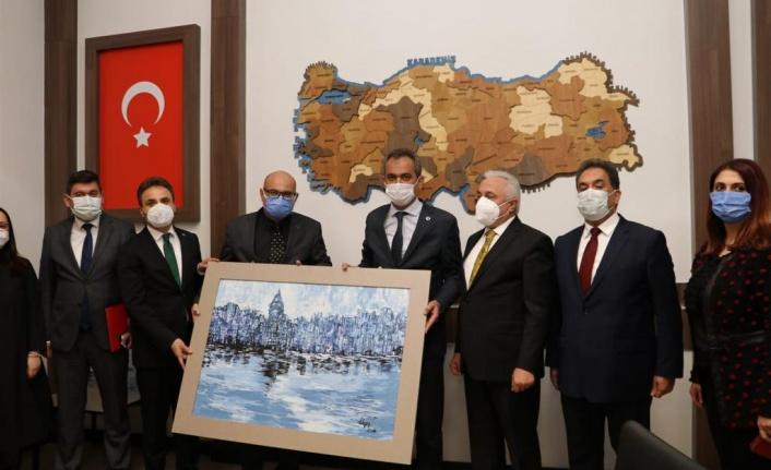 Türkiye'nin İlk Özel Mesleki Eğitim Merkezi Gebze'de açıldı