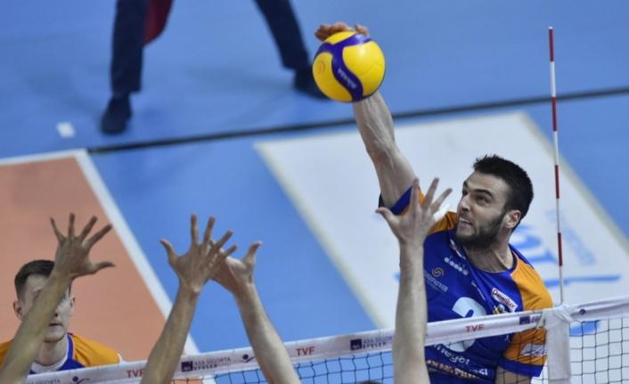 Voleybol: AXA Sigorta Efeler Ligi play-off