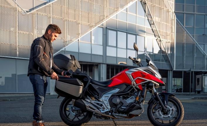 Honda'nın yenilenen X-ADV ve NC750X modelleri Türkiye'de