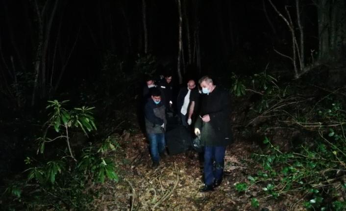 Gölcük'de arazi aracı devrildi: 1 ölü, 1 yaralı