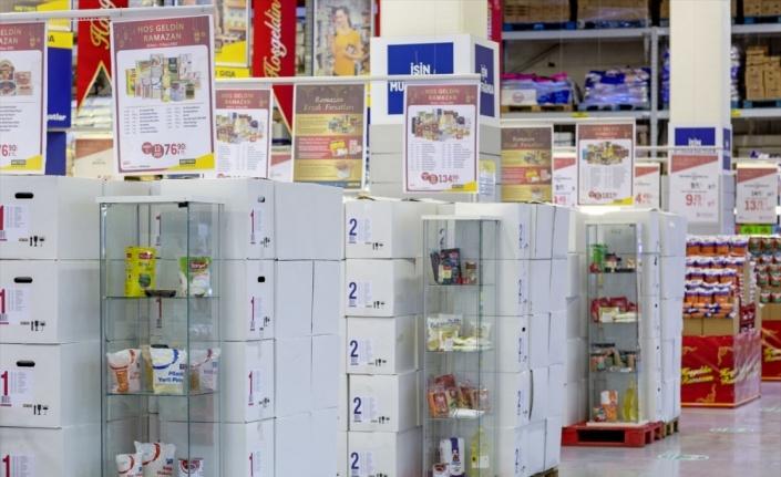 Metro Türkiye mağazalarında ramazana özel erzak paketleri sunulmaya başlandı