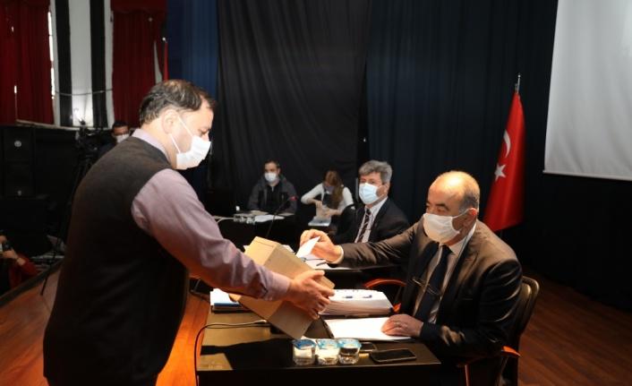 Mudanya Belediye Meclisinde yeni dönem encümen ve ihtisas komisyonları belirlendi