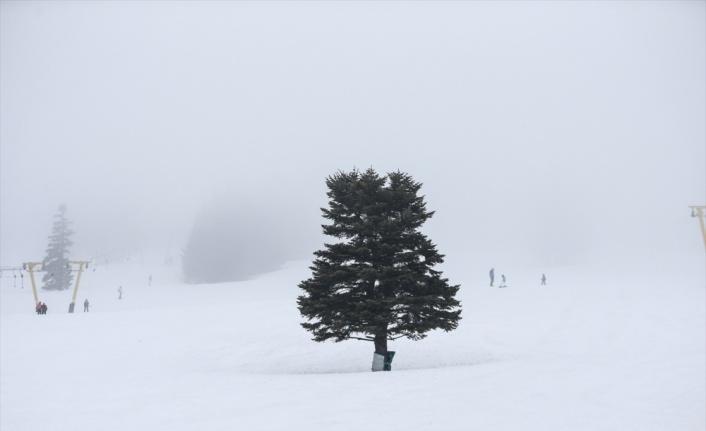Uludağ'da kış sezonu bugün sona eriyor