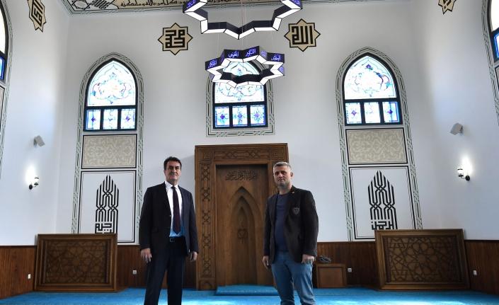 Yenikent'e yeni cami