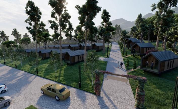 Yıldırım ilçesine dev park projesi