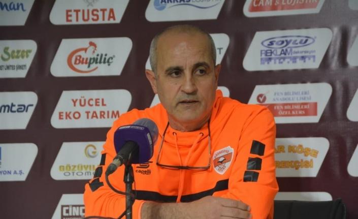 Bandırmaspor-Adanaspor maçının ardından