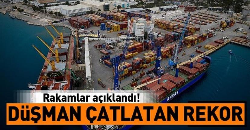 Bursa, 1,3 milyar dolarla nisan ayı ihracat rekorunu kırdı