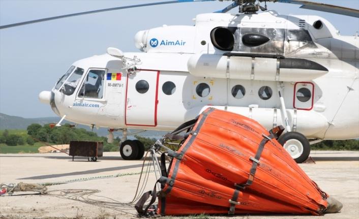 Çanakkale'de orman yangınlarına karşı hazırlıklar tamam