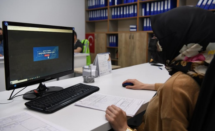 Çayırova'da Sosyal yardım başvurusu online alınıyor