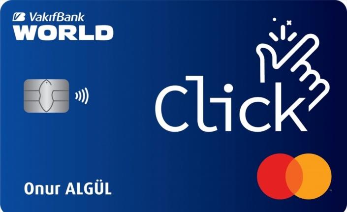 """""""Click Kart"""" ile anında alışveriş ve kazanma imkanı"""