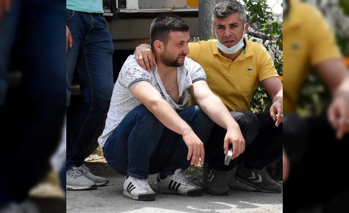 İşçileri taşıyan servis aracı devrildi: 1 ölü, 20 yaralı
