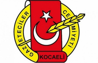 Kocaeli Gazeteciler Cemiyeti'nden kınama