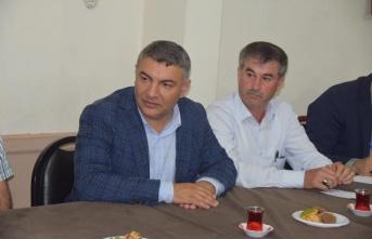 Başkan Şayir Medya temsilcileri ile bir araya gelecek