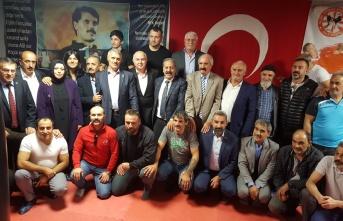 Altay İhtisas Spor Kulübünde Zeki Gündüz dönemi.