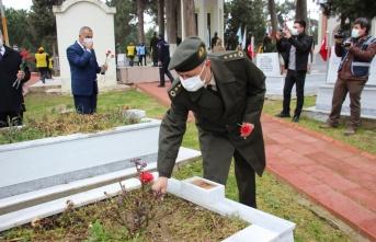 Gelibolu'da Çanakkale Deniz Zaferi'nin 106. yılı ve Şehitleri Anma Günü törenleri