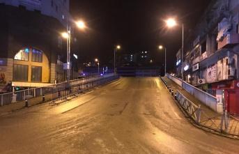 Doğu Marmara ve Batı Karadeniz'de kısıtlamanın başlamasıyla sokaklar boşaldı