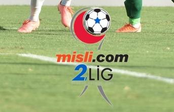 Futbol: Misli.com 2. Lig