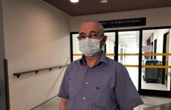 Hastanede kalış süresini azaltan minimal kesili kalp ameliyatları Kovid-19 sürecinde avantaj sağlıyor
